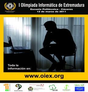 I Olimpiadas Informáticas en Extremadura